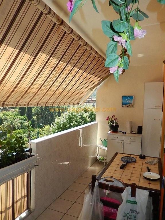 Vendita nell' vitalizio di vita appartamento Menton 52500€ - Fotografia 4