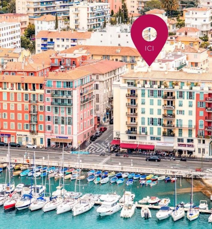 Produit d'investissement appartement Nice 198000€ - Photo 2