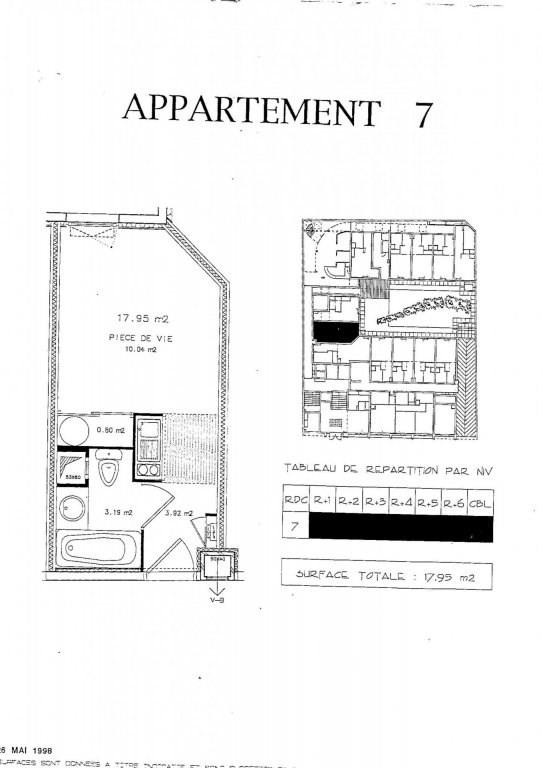 Vente immeuble Lyon 2ème 192000€ - Photo 5