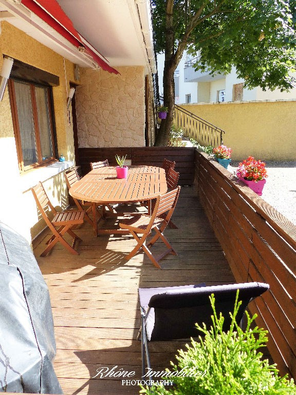 Vente appartement Jonage 266000€ - Photo 7