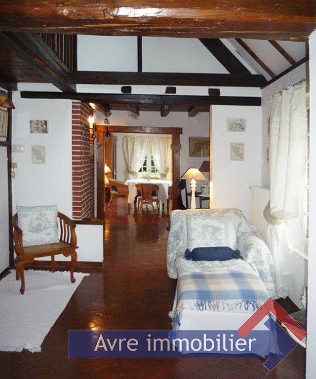 Vente maison / villa Verneuil d avre et d iton 197000€ - Photo 6