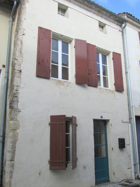 Vente maison / villa Beauvais sur matha 60000€ - Photo 1