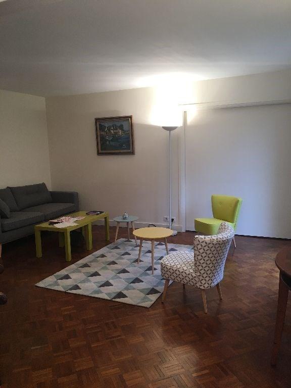 Rental apartment Paris 16ème 4291€ CC - Picture 1