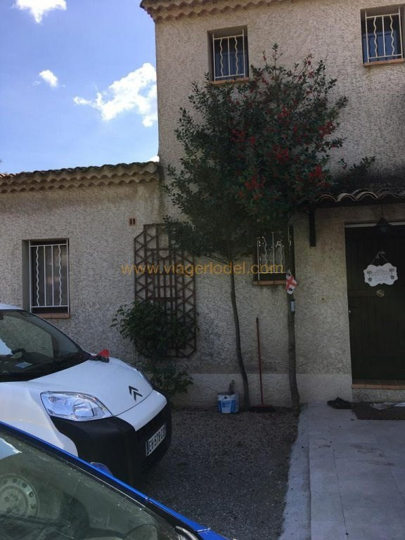Vendita nell' vitalizio di vita casa Vinon-sur-verdon 120000€ - Fotografia 13