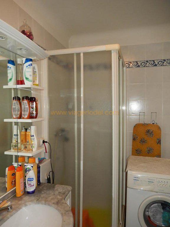 Verkauf auf rentenbasis wohnung Menton 69000€ - Fotografie 6