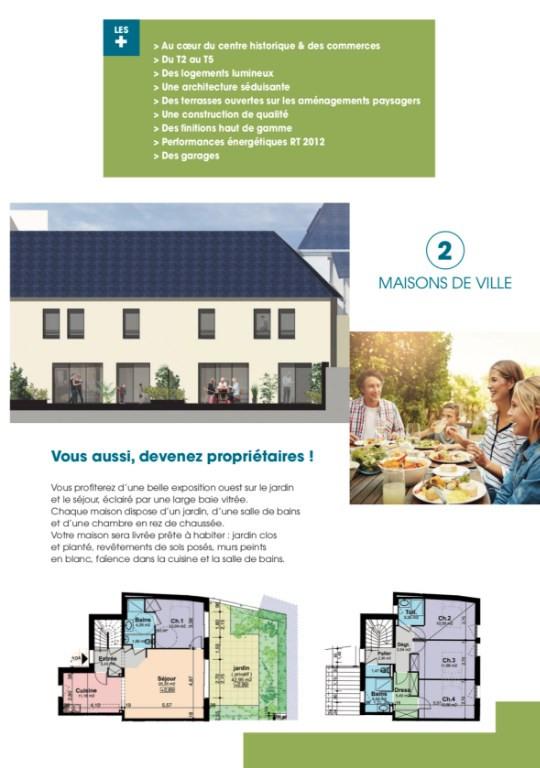 Vente appartement Laval 351080€ - Photo 5