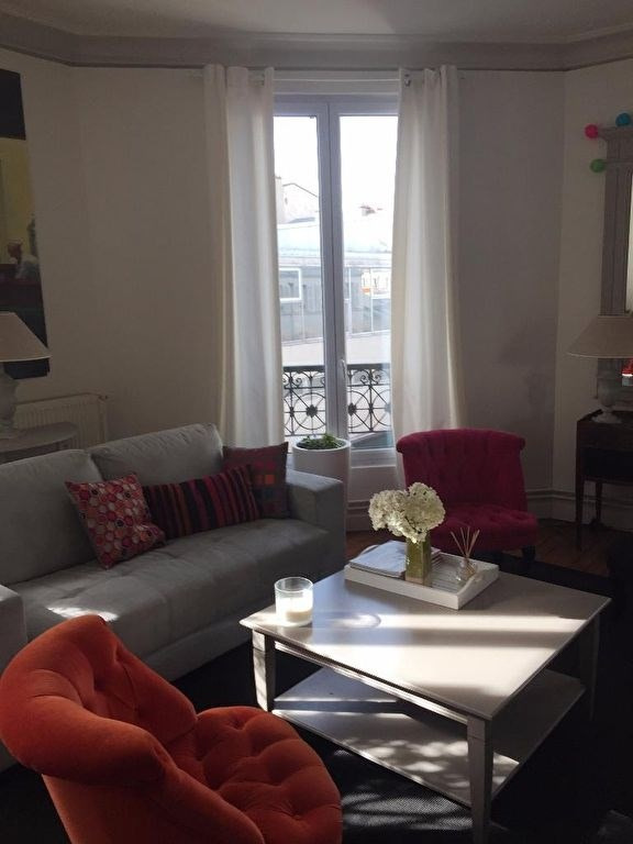 Location appartement Levallois perret 2 990€ CC - Photo 1