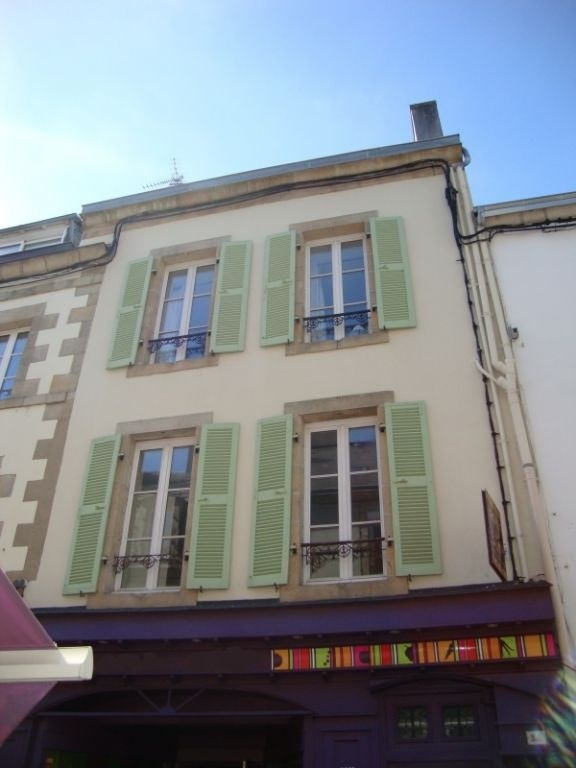 Sale apartment Quimper 74 900€ - Picture 1