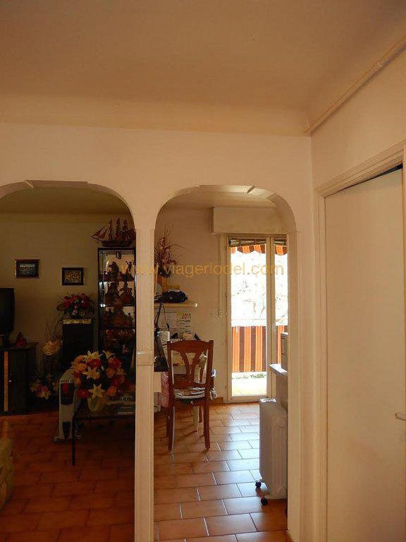 Life annuity apartment Menton 69 000€ - Picture 11
