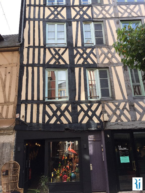 Vermietung wohnung Rouen 435€ CC - Fotografie 6