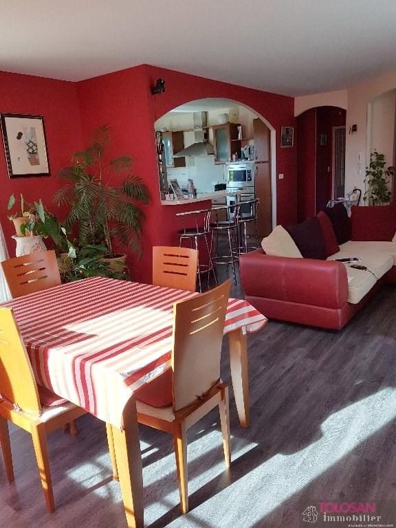 Vente maison / villa Montgiscard coteaux 294000€ - Photo 4
