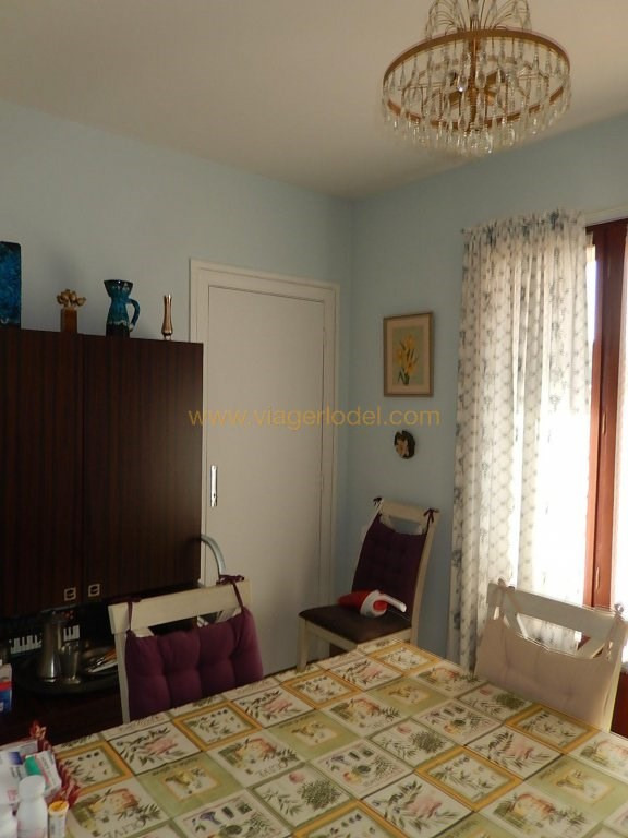 Lijfrente  appartement Menton 73000€ - Foto 8