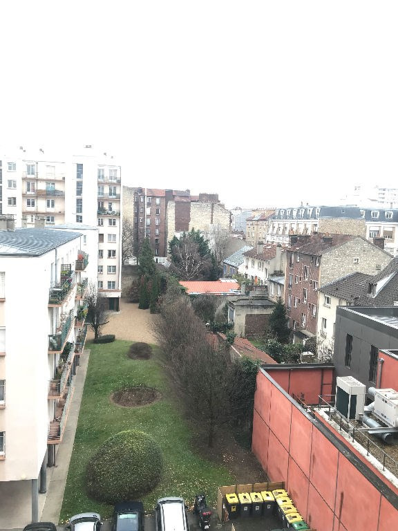 Sale apartment Montrouge 330000€ - Picture 2