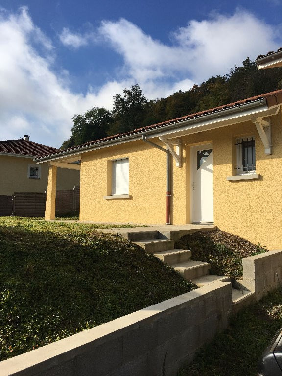 Rental house / villa Bourgoin jallieu 950€ CC - Picture 1