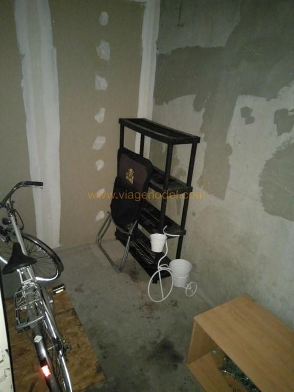 Verkauf auf rentenbasis wohnung Nîmes 28000€ - Fotografie 5