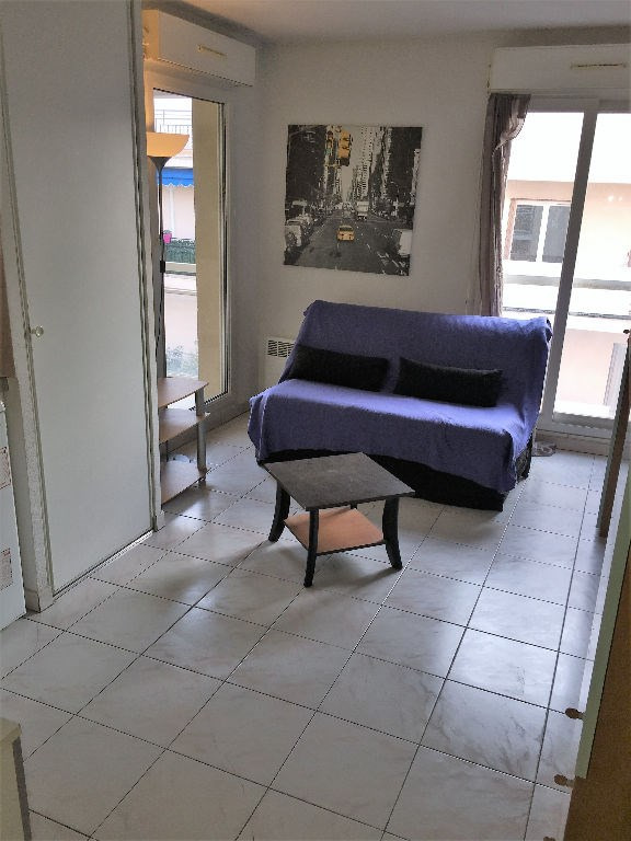 Investment property apartment Nice 110000€ - Picture 1