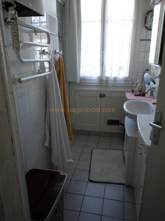 Life annuity apartment Paris 13ème 142 000€ - Picture 4