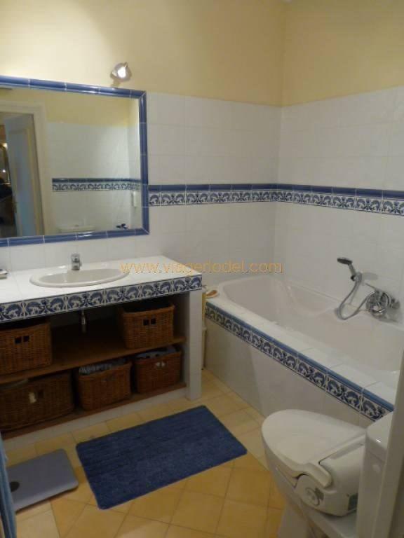 Vendita nell' vitalizio di vita appartamento Villeneuve-loubet 488500€ - Fotografia 15