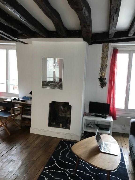 Location appartement Paris 3ème 1549€ CC - Photo 3