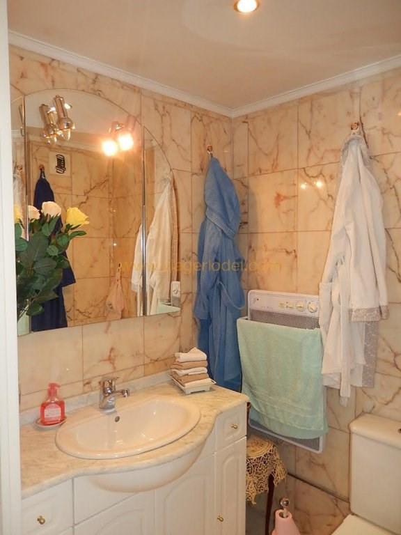Vendita nell' vitalizio di vita appartamento Beausoleil 250000€ - Fotografia 7