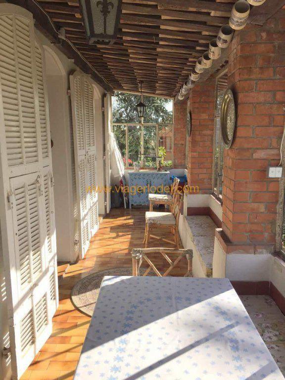 Vendita nell' vitalizio di vita casa Cagnes-sur-mer 169000€ - Fotografia 11