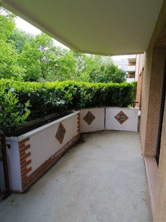 Sale apartment Toulouse 109 500€ - Picture 2