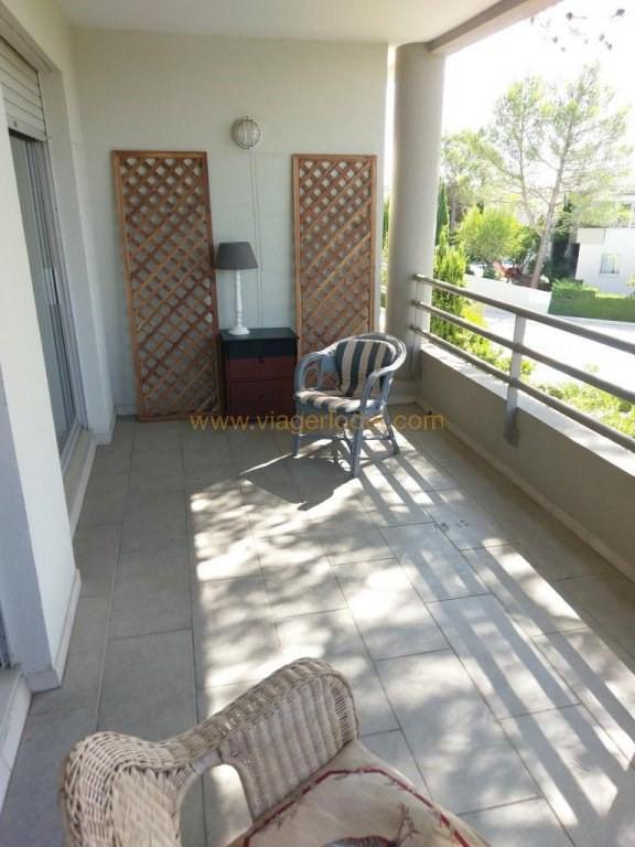 Verkauf auf rentenbasis wohnung Nîmes 40000€ - Fotografie 18