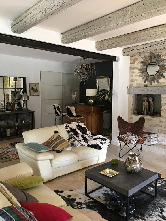 Verkauf von luxusobjekt haus Villeneuve les avignon 740000€ - Fotografie 6