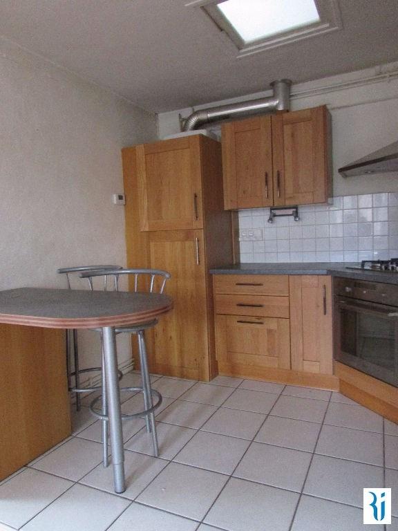 Vendita appartamento Rouen 109000€ - Fotografia 3