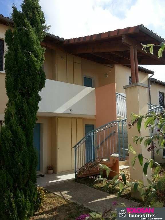 Vente appartement Baziege secteur 129500€ - Photo 1