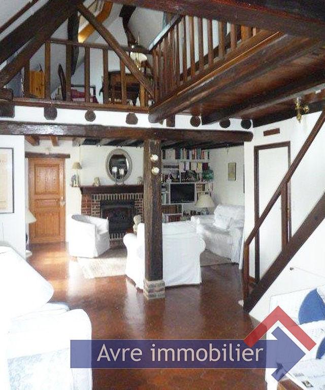 Vente maison / villa Verneuil d avre et d iton 197000€ - Photo 5