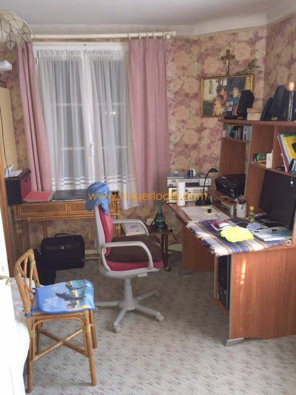 Vendita nell' vitalizio di vita casa Cagnes-sur-mer 169000€ - Fotografia 3