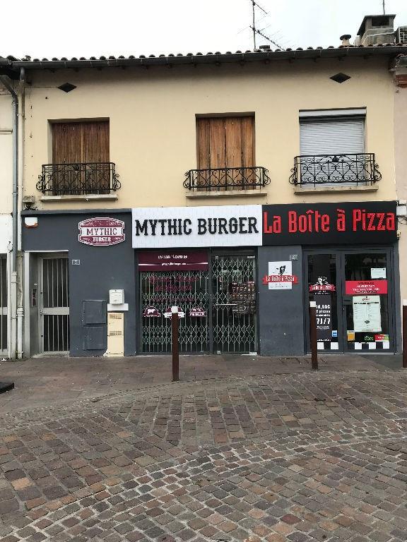 Produit d'investissement immeuble Toulouse 590000€ - Photo 1