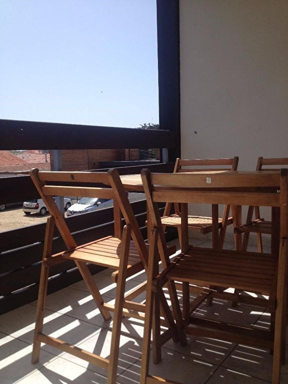 Rental apartment Biscarrosse plage 550€ CC - Picture 1