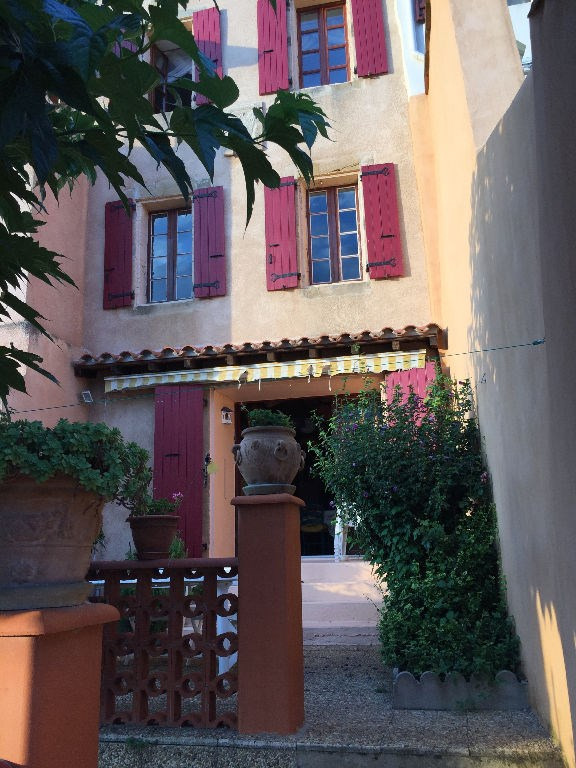 Coquette maison du village avec jardinet