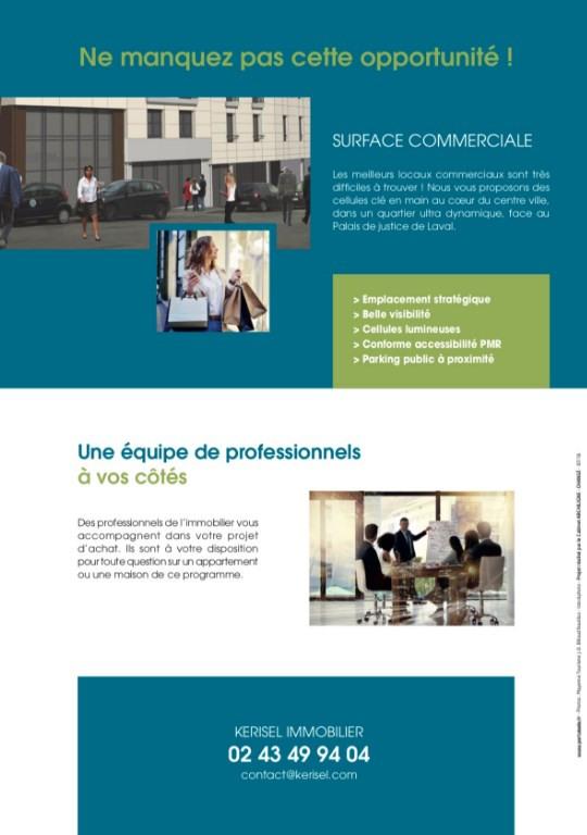 Vente appartement Laval 351080€ - Photo 6
