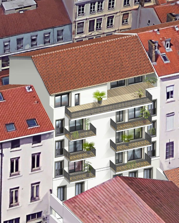 Lyon 6 4 pièce (s) 103 m²