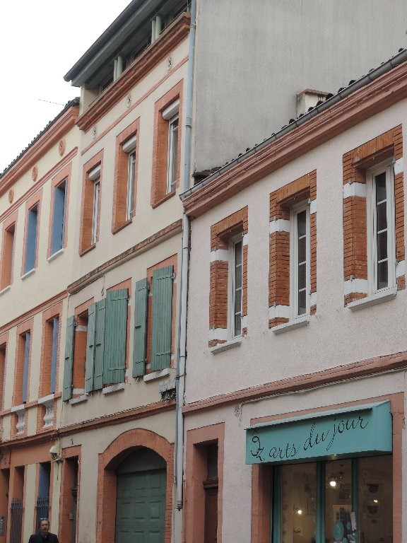 Investment property building Toulouse 680000€ - Picture 1