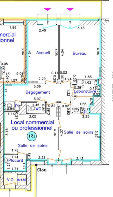 Sale empty room/storage Aire sur l adour 80000€ - Picture 1