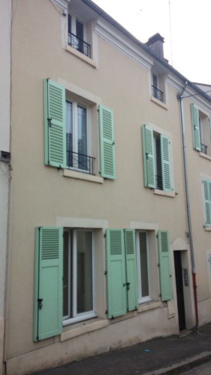 Location appartement Meulan en yvelines 499€ CC - Photo 1