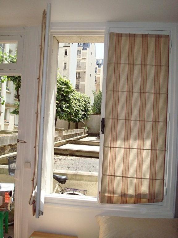 Vente appartement Paris 16ème 144500€ - Photo 1
