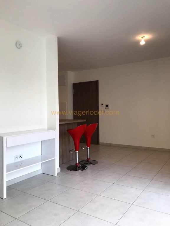 Life annuity apartment Valence 68 000€ - Picture 3