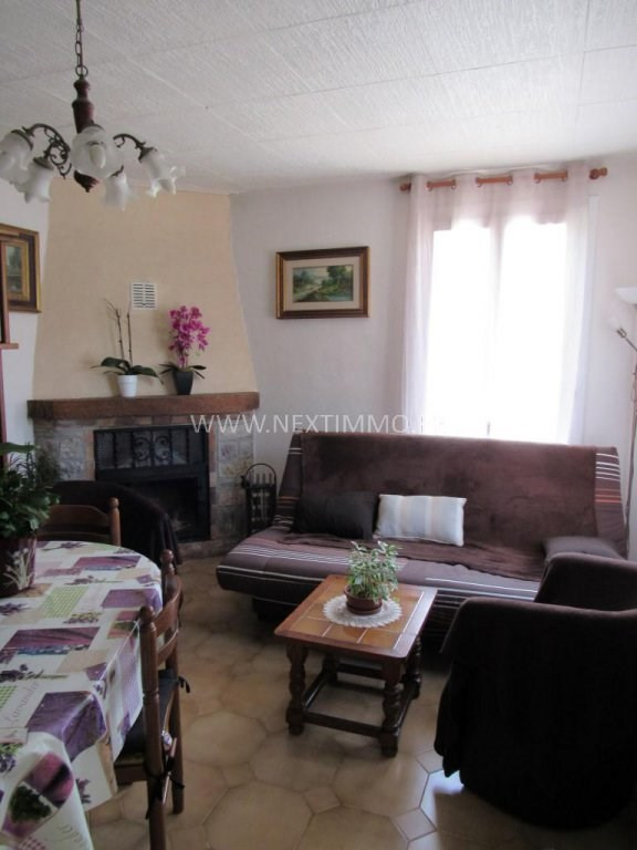 Venta  casa Roquebillière 210000€ - Fotografía 5