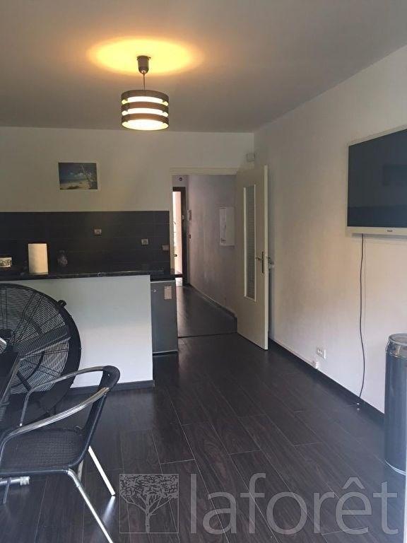 Sale apartment Menton 126000€ - Picture 1