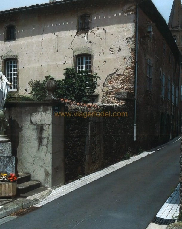 Life annuity house / villa St amans valtoret 140000€ - Picture 2