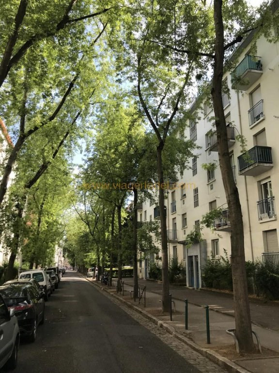 Viager appartement Lyon 3ème 94000€ - Photo 10