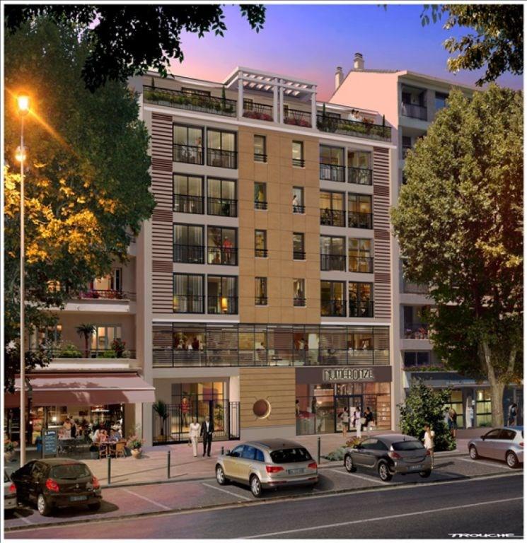 Appartement neuf aix en provence - 5 pièce (s) - 140.55 m²