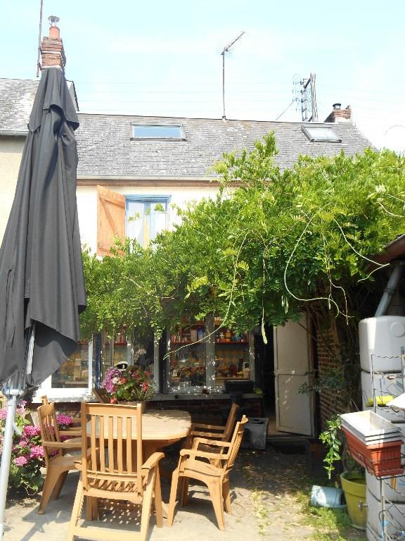 Venta  casa Crevecoeur le grand 167000€ - Fotografía 4