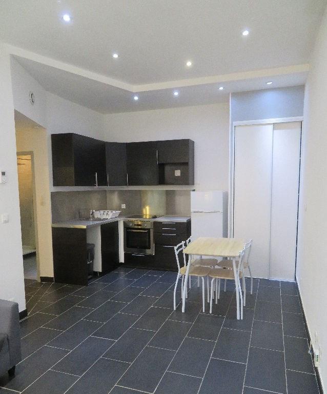 Appartement Lyon 2 pièce (s) 37.82 m²