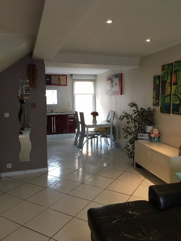 Sale apartment La cote saint andre 129 000€ - Picture 2